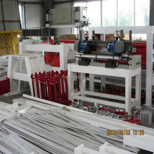 Gypsum board equipment