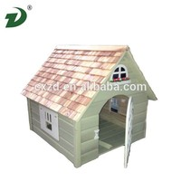 Funny wood made pet cage\Wooden dog house\Colorful wooden house for pet use \Wooden bird nest