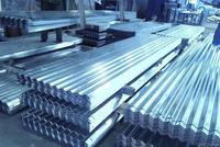 SGCC Hot dipped corrugated galvanized steel sheet for metal roof/roof tile/galvanized sheet importers