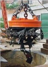 Lifting electromagnet/lifting electromagnet for cram
