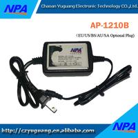 Original ac dc adapter 220v to 12v portable 12 volts power supply