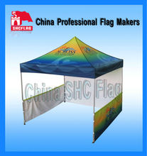 High quality custom outdoor canvas safari tents pop up tent Trade show tents for sell