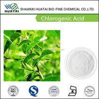 Skin Whitening Herbal Plants Chlorogenic Acid Eucommia Extract