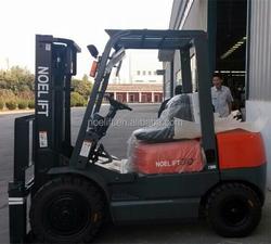 mini equipment diesel forklift 6000lbs for sale