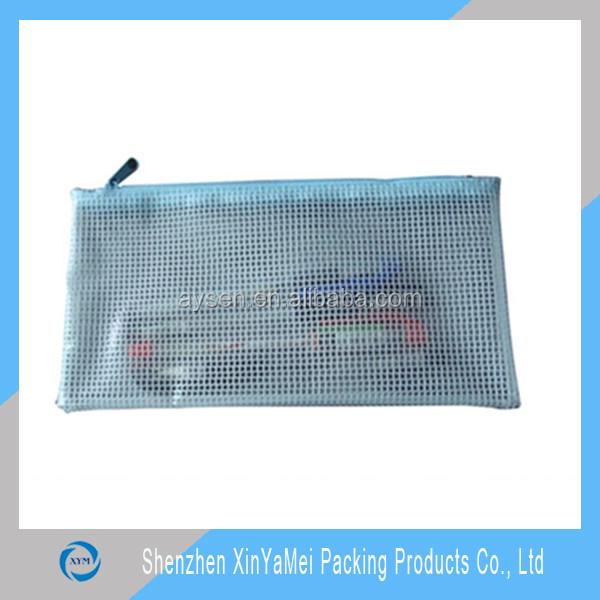 promotional pvc zip lock file bag