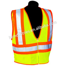 Manufacturer motorcycle reflecting safety vest with high quality