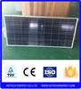 price per watt solar panels 140w polycrystalline from china manufacturer
