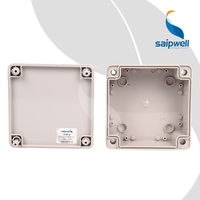 SAIP/SAIPWELL Electrical Enclosures IP66 Waterproof ABS Box