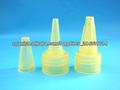 Caliente forma de empuje de plástico de la tapa, 18mm, 20mm, 24mm, de plástico 28mm niño push pull tapa para botellas