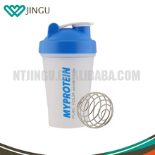 400ML Shake Smart Gym Protein Shaker Mixer Cup Bottle Drink Whisk Ball