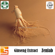 panax ginseng 20% ginsenosides for panax ginseng softgel and panax ginseng extractum