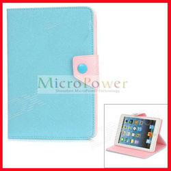 For iPhone mini Case, Flip Leather Case For ipad mini w/Stand