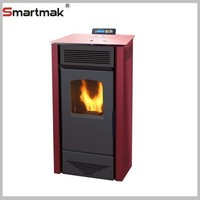 2015 year indoor portable modern wood Pellet Stove