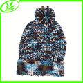 personalizado colorido da moda crochê chapéu para adultos