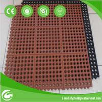 garden rubber mat