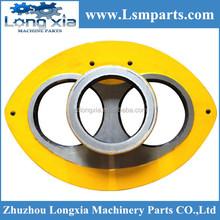 Mitsubishi truck mounted concrete boom pump machine parts