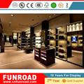 Funroad elegante estilo tienda de ropa escaparate mostrador muebles para tiendas de ropa