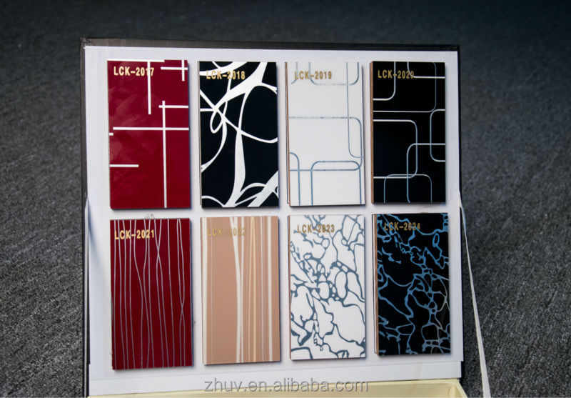 Zh marque 1 3mm 100x41x51cm high gloss acrylique feuille - Panneau mdf 3mm ...