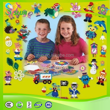 2015 the hottest melty beads designs, perler bead patterns wholesale.