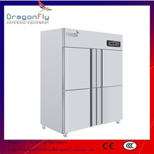 Stainless Steel Commercial Refrigerator with 2 Doors,4 Doors and 6 Doors