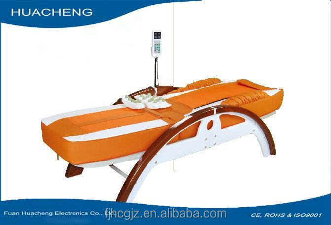 best shiatsu massage bed 2