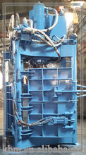 Vertical Hydraulic clothes Packing Machine