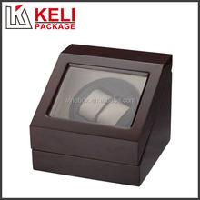 Sliding door PVC window MDF wooden watch box