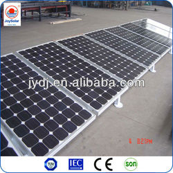 solar panel price 150w/solar panel cover glass thickness