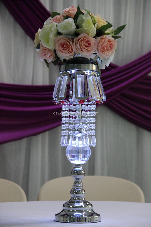 Wholesale Martini Glass Vases Centerpiecestall Gold Wedding Vases