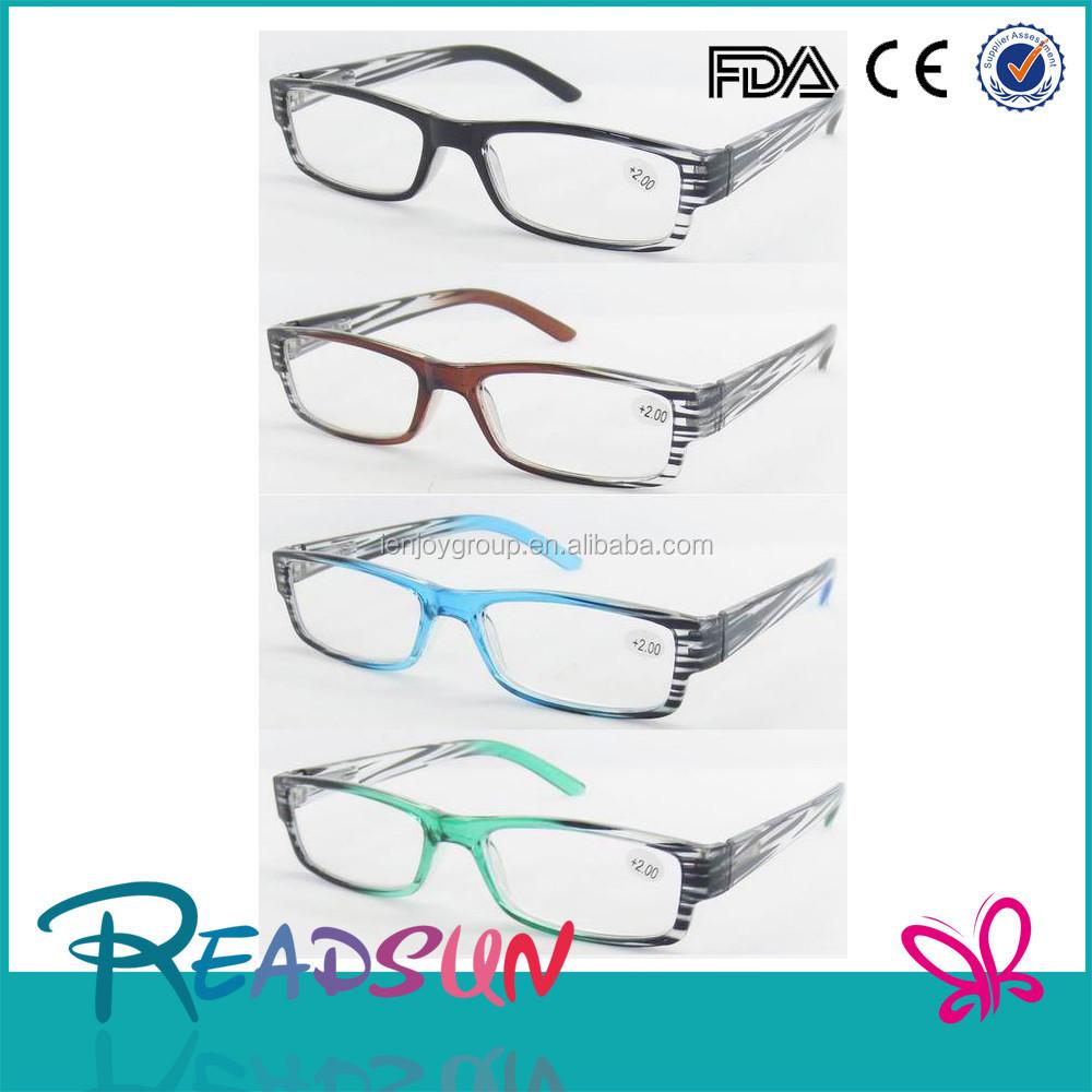 2015 selling rainbow reading glasses fashion cheap