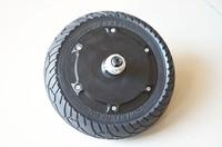 8 inch brushless dc gearless electric hub motor 24V/36V/48V 250W