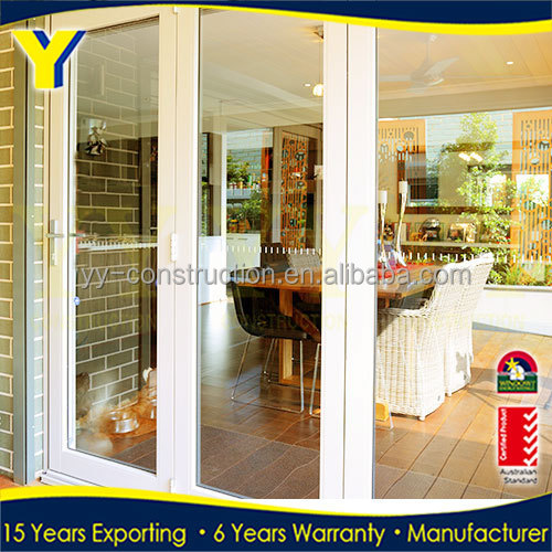 Doors exterior lowes double doors aluminium bifold for Exterior double doors lowes