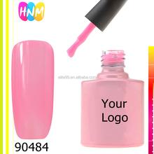HNM # 90484 Soak Off liquid Color Gel Polish 79 colors For Nail Art