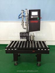 Screen printing ink Weighing Filler Machine