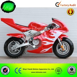2015 New 250W 24V electric pocket bike mini moto for sale