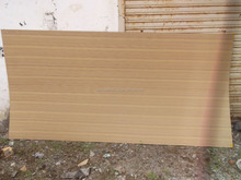 Manufacture supply 1220*2440* 2mm thickness EP teak veneer MDF in low price
