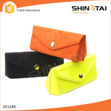 Wholesale Stylish Custom Triangle EVA quality eyeglasses case