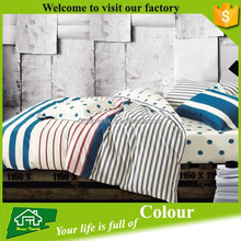 China Gold Supplier Wholesale printed duvet covers Cotton