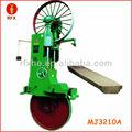 MJ3210A sierra de cinta para trabajar la madera de la máquina