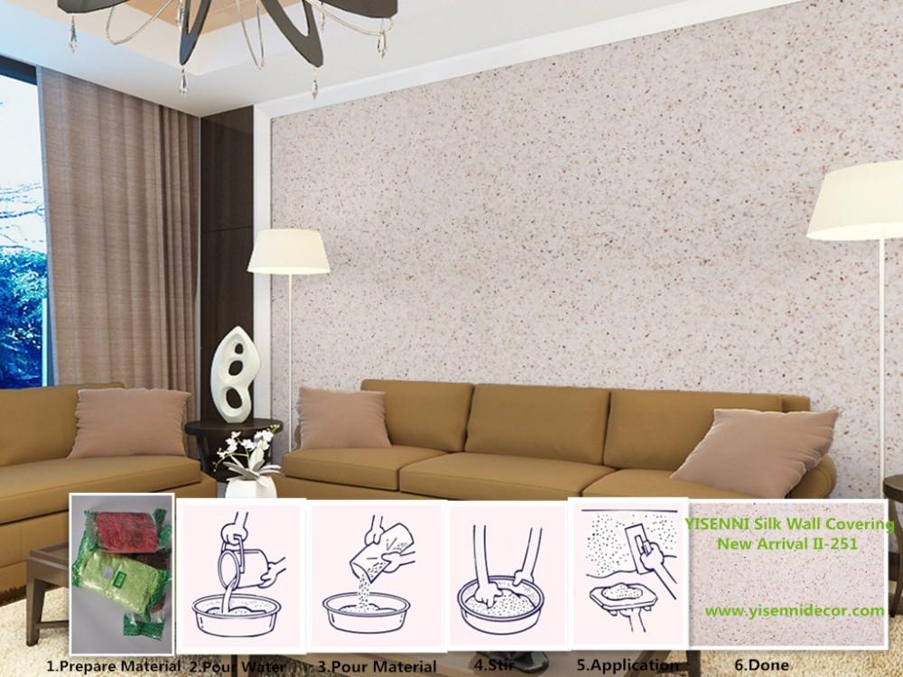 Yisenni d cor la maison fabrication mur mat riel de for Produit decoration interieur