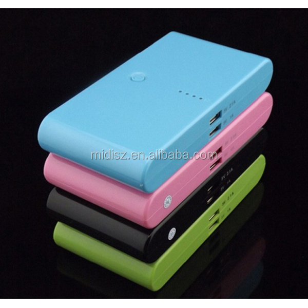 Mini Cheap Fast Charging Power Bank Steamed Bun 20000mAh