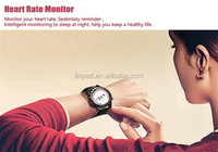 Health smart watch with heart rate monitor,Electrocardiogram,Thermometer