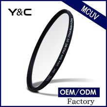 52mm UV Camera Lens Filter for SLR camera / digital camera / camcorder DV