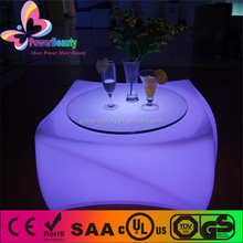 party decoration/led bar furniture/led bar table