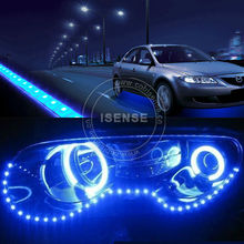 Light & lamp system car exterior accessories color changing auto led strip light for all cars