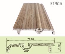 cheap price pvc skirting board