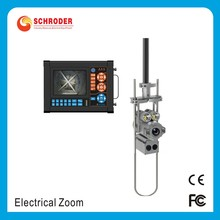 SCHRODER manufacturer product:36X zoom sewer manhole camera storm drain inspection camera