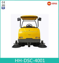 Colourful Designed Electric Road Sweeper Cars