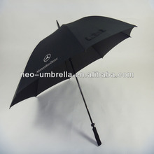 "30"" single layer golf size asean market umbrella"