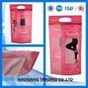 tri fold large garment bag&clear tote bags